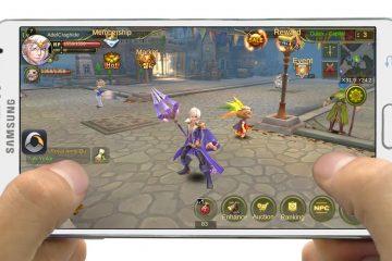 Os melhores jogos de RPG para Android que não exigem internet