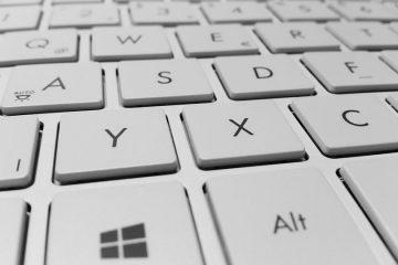 Como escrever o O com a barra inclinada [Ø]