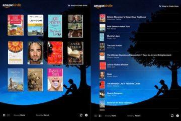 5 aplicativos que servem como um leitor de epub para Android e iOS