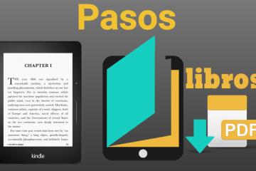 Como baixar livros em PDF para Kindle de forma rápida e fácil