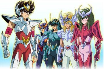 Cavaleiros do Zodíaco, um anime que você deve conhecer