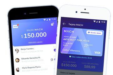 Como enviar e receber pagamentos do celular com Mach
