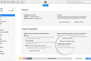 Como restaurar o backup do seu iPhone com o iTunes?