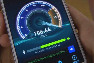 Internet lenta no seu celular? Ensinamos como acelerar a Internet