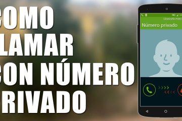 Como ligar para um número oculto ou particular no Android [MUITO fácil]