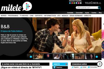 ▷ Como ativar o Mitele.es sob demanda na Samsung Smart TV ✅