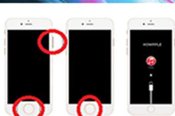 Como colocar um iPhone ou iPad no modo DFU ou Restauração? Guia passo a passo