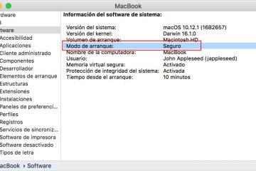 Como inicializar e iniciar o Mac no modo de segurança? Guia passo a passo