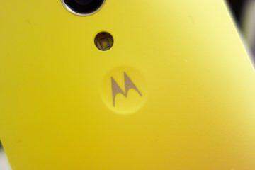 Como atualizar o Android no Motorola i867