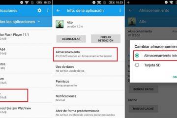 Como mover meus aplicativos para o cartão SD ou miniSD em um telefone ou tablet Android? Guia passo a passo