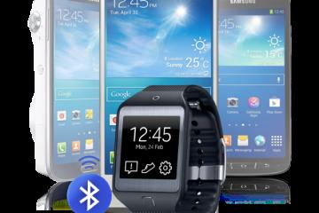 Conheça TODOS os telefones celulares compatíveis com o Samsung Gear