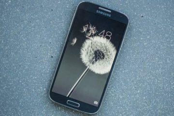 Como reparar a morte súbita do Samsung Galaxy S4