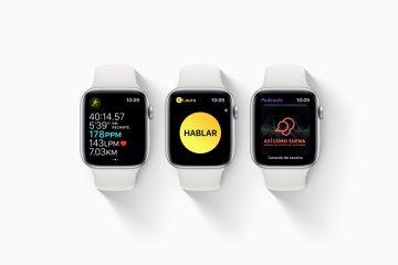 Como usar todas as novidades do Watch OS 5 no Apple Watch