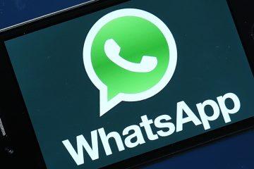 Como fazer e restaurar um backup do WhatsApp