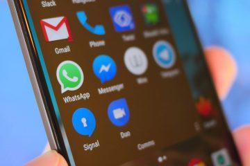 Como ocultar um bate-papo no Whatsapp?