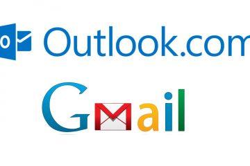 Como configurar o Gmail no Outlook Web mais rápido do que nunca