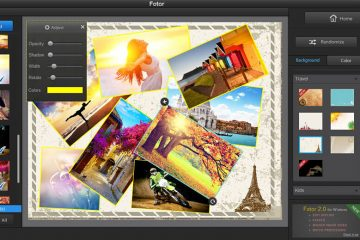 As 5 páginas da Web mais completas para editar fotos online