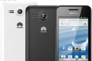 Como corrigir tela louca Huawei Y220. Fácil e Rápido