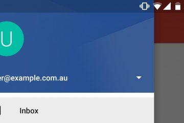 Como posso alterar e personalizar minha foto de perfil no Android?
