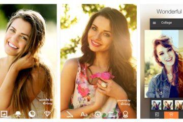 Baixe Fotos para Android e edite as fotos como um verdadeiro profissional
