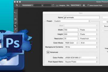 Como criar um GIF com o Photoshop CS6