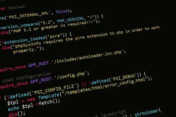 Conexão com bancos de dados com PHP