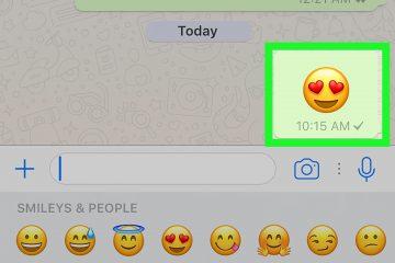 Como colocar Emojis nos Contatos do WhatsApp