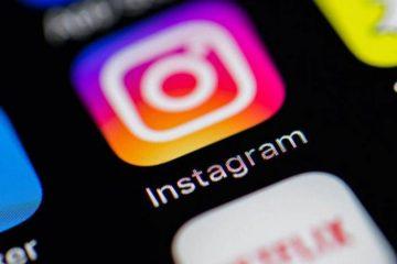Por que o filtro de lentes não funciona no Instagram