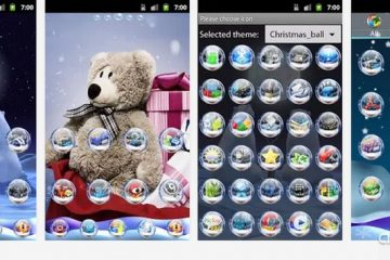Baixe gratuitamente os melhores temas de Natal para Android