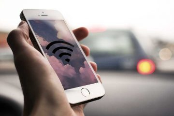 Como corrigir o problema de autenticação WiFi