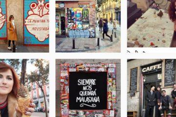 Como ver as postagens do Instagram nas quais eu fui marcado?