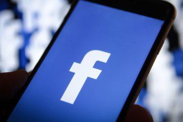 O que é e como o botão de contexto é usado no Facebook