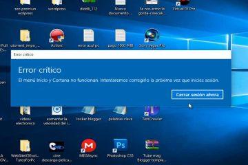Windows 10 NÃO funciona – Solução