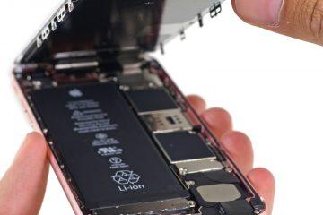 O que tenho que fazer quando a bateria do meu celular está inchada