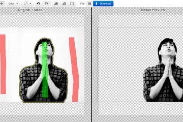 Como remover facilmente o fundo de uma imagem?
