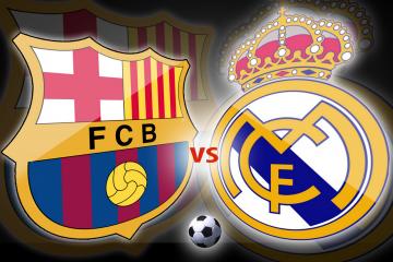 Como assistir Real Madrid x FC Barcelona online