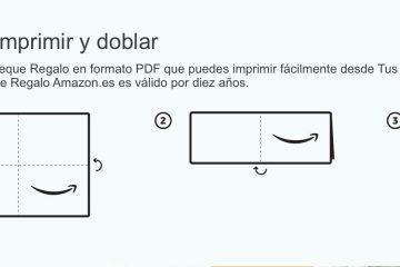 Como comprar um vale-presente da Amazon para presente para outra pessoa