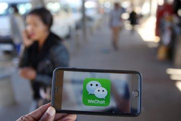 Como se registrar no WeChat sem ter um número de telefone