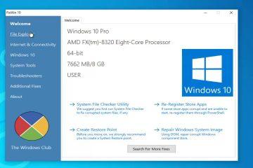 Como redefinir ou reparar aplicativos no Windows 10