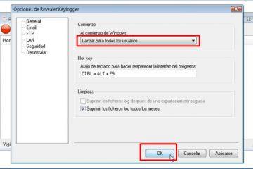 Como usar o Revealer Keylogger facilmente?