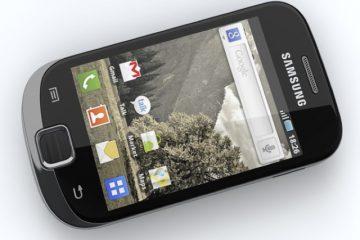 Como fazer root Samsung Galaxy Fit GT-S5670 Mais fácil do que nunca