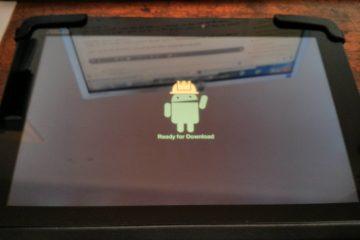 Como sair do modo de download no Android?