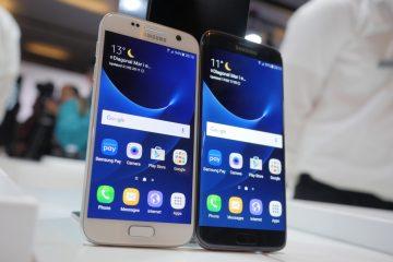 """A """"Proteção de redefinição de fábrica"""" da Samsung. É possível pular"""