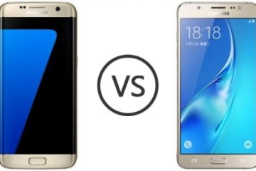 Samsung Galaxy J7 vs Samsung Galaxy S7, Qual é o Melhor?