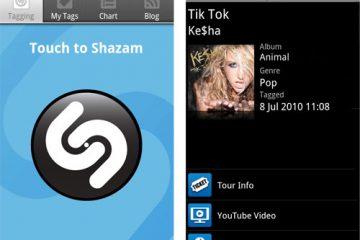 Os melhores aplicativos Android para encontrar músicas