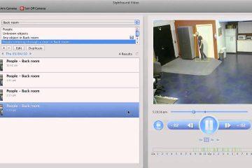 Vídeo Sighthound, um ótimo aplicativo de vigilância para sua casa
