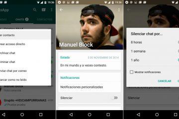 Como alterar a foto do perfil de um contato do WhatsApp no Android e iPhone?