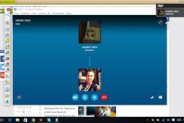Como gravar chamadas e videochamadas no Skype
