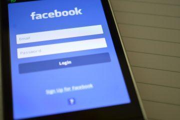 Como compartilhar arquivos do Dropbox com seus contatos do Facebook?