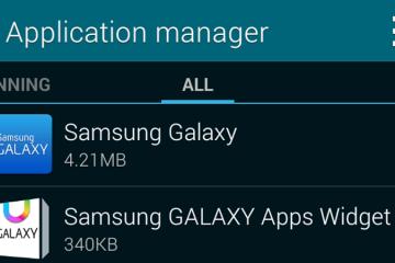 Como corrigir o erro do Samsung Galaxy S7